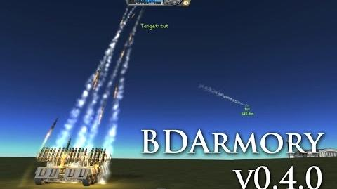 BD Armory 0.4.0 Weapon Manager