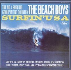 Surfin'USACover