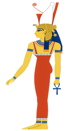 Egyptian Goddess Mut