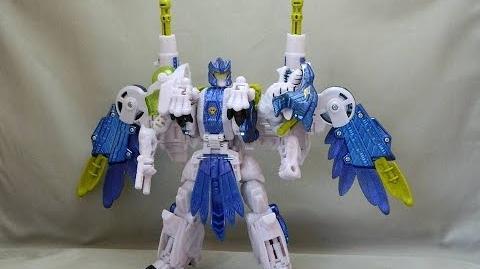 Transformers Beast Wars Tigerhawk