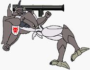 Madagascansparrowhawk Maxitrooper