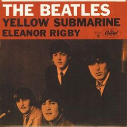 Eleanor rigby single usa