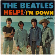 Beatles Help-I'm Down