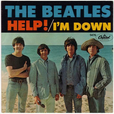 File:Beatles Help-I'm Down.jpg