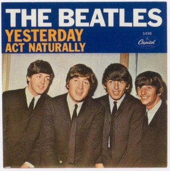 File:The Beatles Yesterday single.jpg