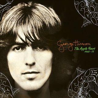 File:George Harrison, The Apple Years cover.jpg