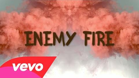 Bea Miller - Enemy Fire (Official Lyric Video)