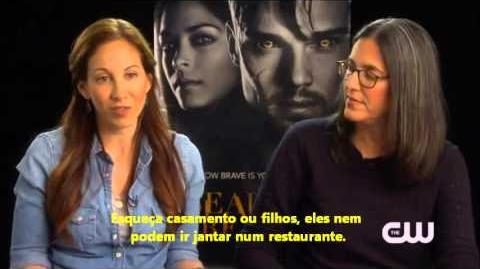 Beauty and the Beast Producer's Preview 1x21 - Date Night Legendado