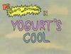 Yogurt's Cool
