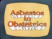 Asbestos in Obstetrics