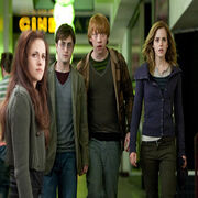 Katherina Snape, And The Golden Trio