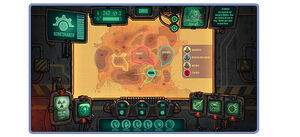 Skyshine bedlam gameflow worldmap