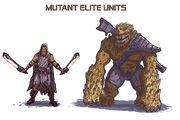 Skyshine bedlam mutant elite units