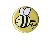 HT bee pin