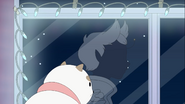 PuppyCat refelcts as Space Outlaw