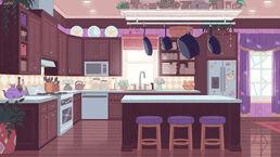 Frederator Blog deckard's kitchen colored
