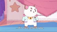 Puppycat talking 7