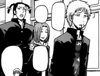 Kanzaki's Gang In The Hallways