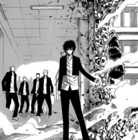 Oga Punches The Wall