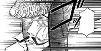 Sameshima's Defeat