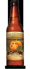 Starr Hill Boxcar Pumpkin Porter