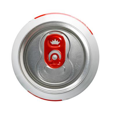 File:Budweiser red tab top view 400.jpeg
