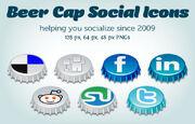 Beer-Cap-social-icons