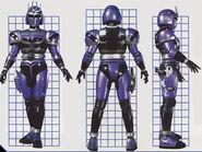 Platinum Purple Borg