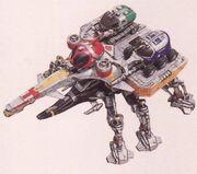 Gargantis Mega Cannon