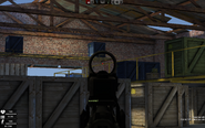 M9A1 Reflex Sight