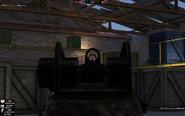 M249 Iron Sight