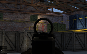 MP5 Reflex Sight