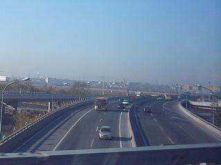 Jingshi Expressway Wanping Bridge