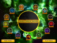 Challenge Mode Menu Complete 3D Accel Off