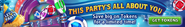 Party Time Token Special Banner