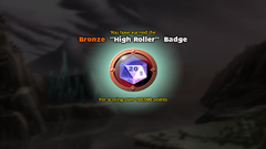 Bejeweled Blitz Bronze Badge