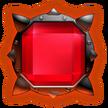 Red Bomb Gem