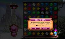 Bejeweled3 YouMadeaFlameGemforfirsttimemesagges