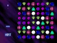 Bejeweled 2 COLORSWAP NOFRAME OLDSKOOL STARFIELD
