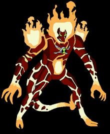 Ultimate heatblast