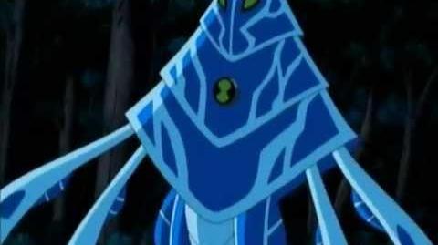Ben 10 Ultimate Alien AmpFibian Transformation 2