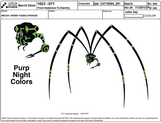 File:Mecha Spider Upgrade.png