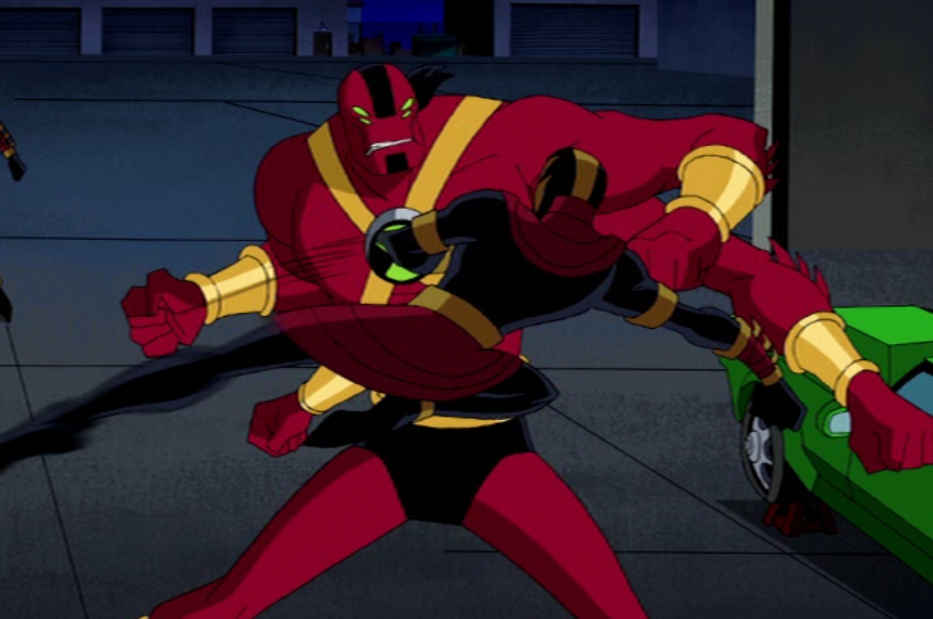 Ben 10 Ultimate Four Arms: Image - Four Arms Begining 4.PNG