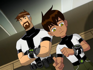 Ben 10,000 and Kenny Tennyson 001
