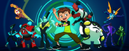 Primary Ben 10 facebook cover