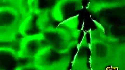 Ben 10 Alien Force Brainstorm Transformation-0