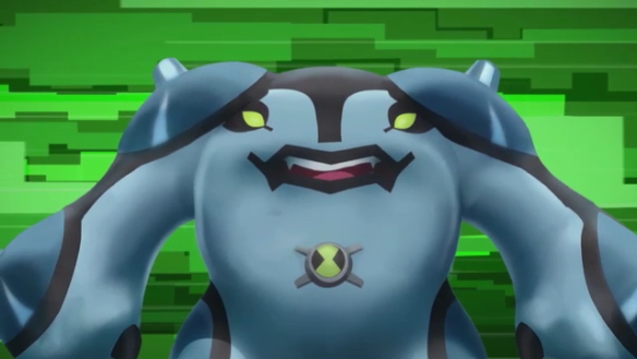 File:Ultimate CannonBolt Art Work From Cartoon Network.png