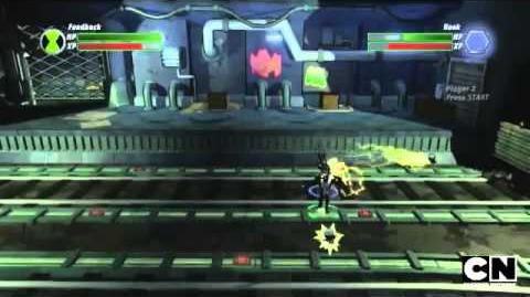 Ben 10 Omniverse The Game - Trailer 2