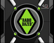 Radio Dazed Logo