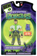 Ben ten thousand unreleased toy